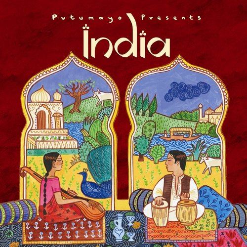 Putumayo Presents - India (2009)