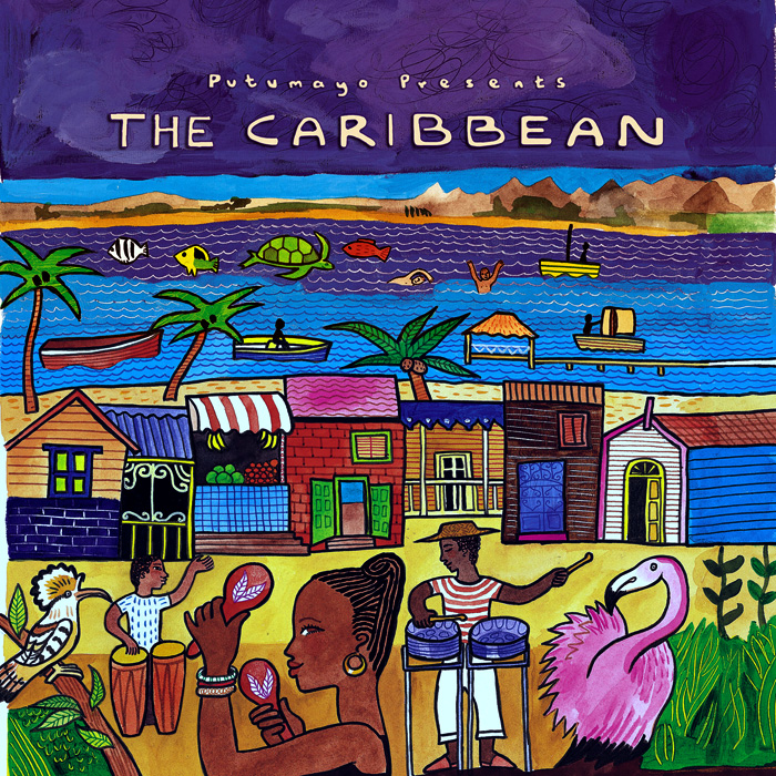 putumayo presents the caribbean