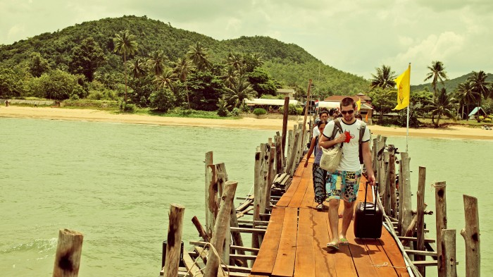 Chumporn Pier Lomprayah