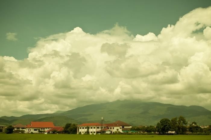 Небо Чиангмая