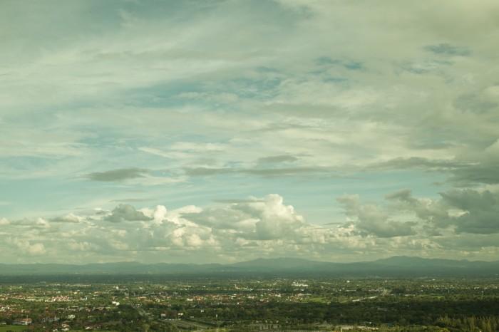 Небо Тайланда