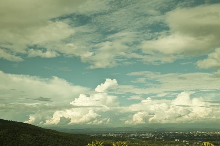 Чиангмайское небо