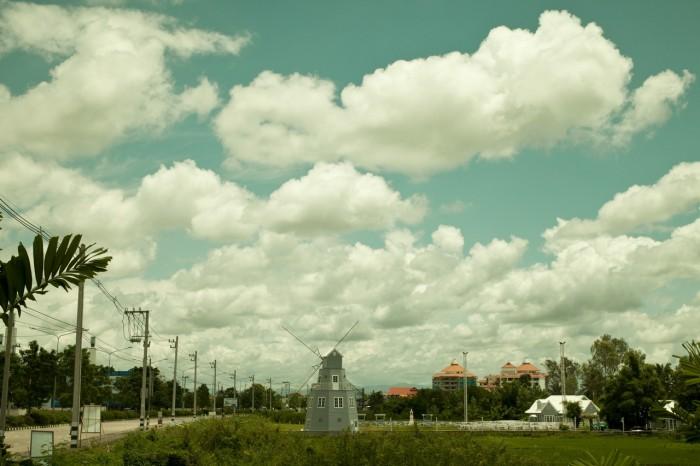 Небо в Чиангмае