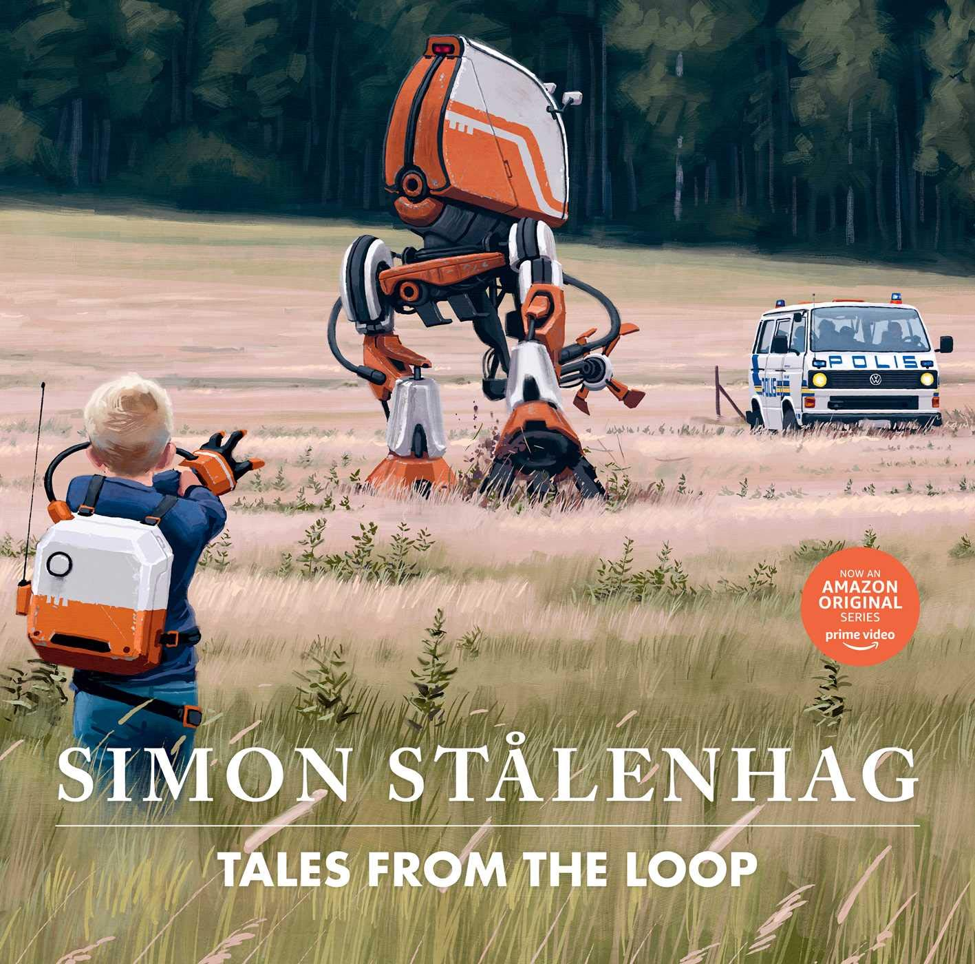 Simon Stalenhag - Tales from the Loop